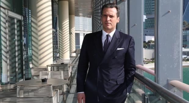 Mauro Micillo, amministratore delegato Banca Imi