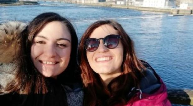 Giulia Bellomia e Luana Strada