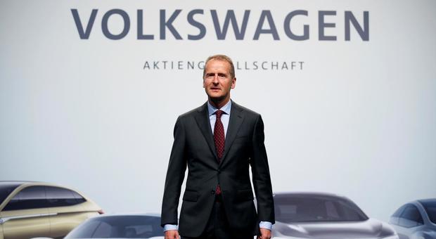 Herbert Diess, ceo del Volkswagen Group