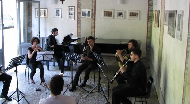 I giovani talenti dell'Accademia Filarmonica Romana
