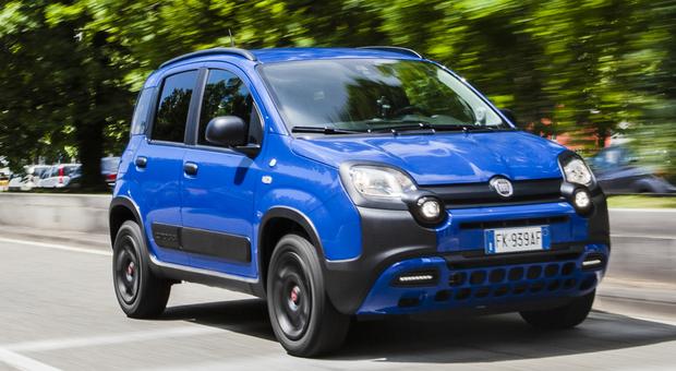 La Fiat Panda Waze