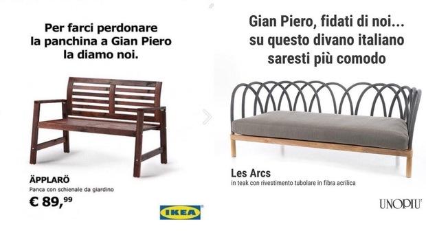 Panche Di Legno Ikea.La Replica Di Unopiu A Ikea Ma Quale Panchina Svedese Ventura