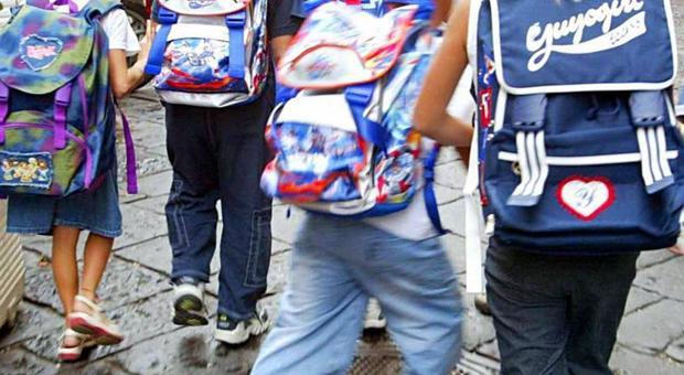 Roma, suona la campanella: anche nella Capitale si torna a scuola