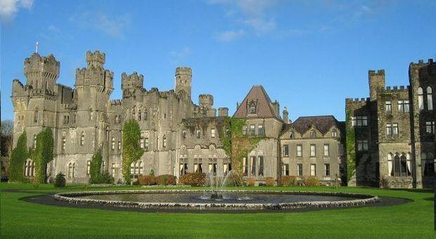 Irlanda, re per una notte: i migliori castelli dove soggiornare