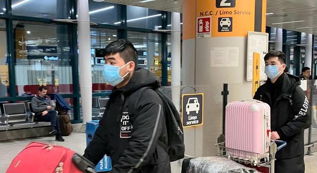 Coronavirus, a Fiumicino termoscanner sui voli nazionali e internazionali