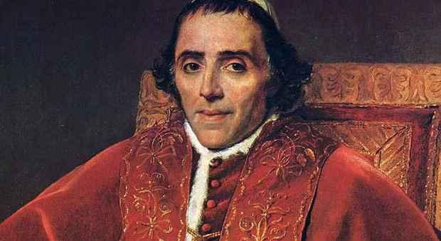 21 marzo 1800 Pio VII incoronato papa