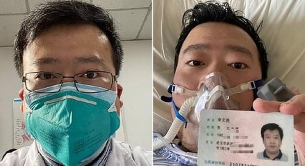 Coronavirus, contagiato anche il medico che scoprì la malattia a Wuhan e non fu creduto