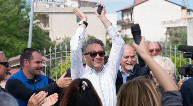 Il nuovo sindaco di Riace, Luigi Trifoli