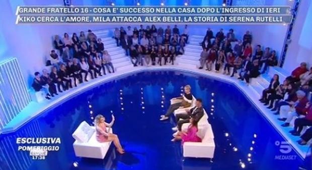 Cristian Imparato contro Karina Cascella: