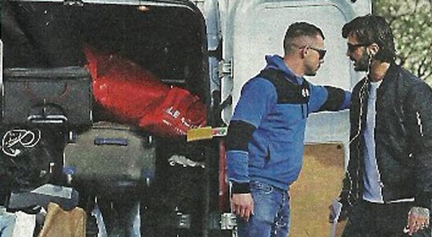 Fabrizio Corona lascia la comunità, casa di Milano ancora
