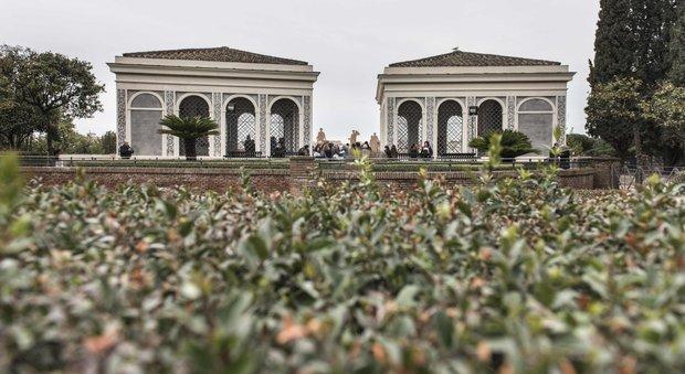 Roma apre al palatino il giardino segreto che streg napoleone - Il giardino segreto roma ...