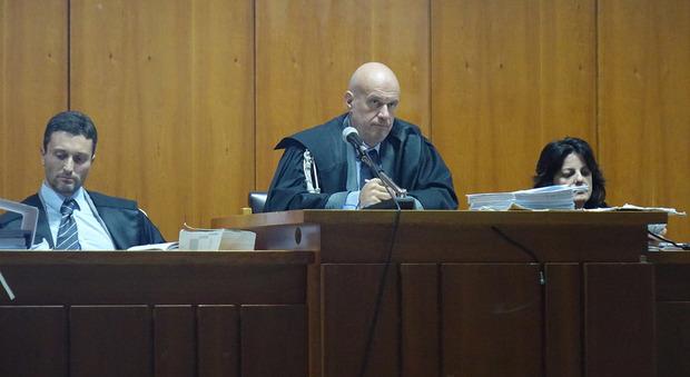 Processo Castrum il collegio giudicanteGiulianova, corruzione in Comune: condannati a 5 anni l'ex dirigente Mastropietro e il marito
