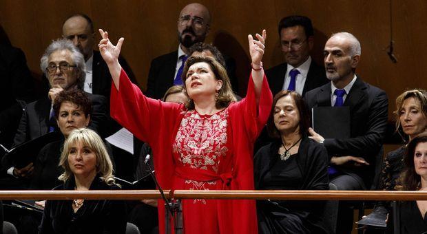 Il mezzosoprano russo Ekaterina Semenchuk