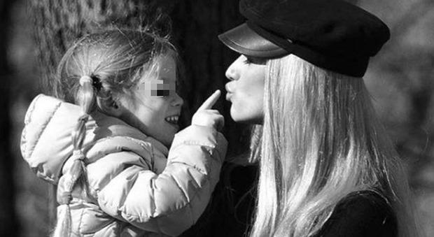 Michelle Hunziker choc: «Mia figlia Celeste vuole morire per conoscere Dio»