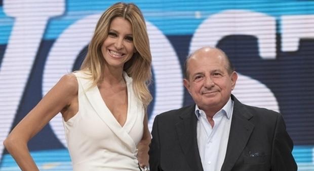 Giancarlo Magalli al Grande Fratello Vip con Adriana Volpe: l'indiscrezione  sul possibile scontro