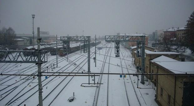 Raffica di cancellazioni dei treni