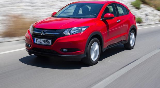 La nuova Honda HR-V: ora è un Suv compatto