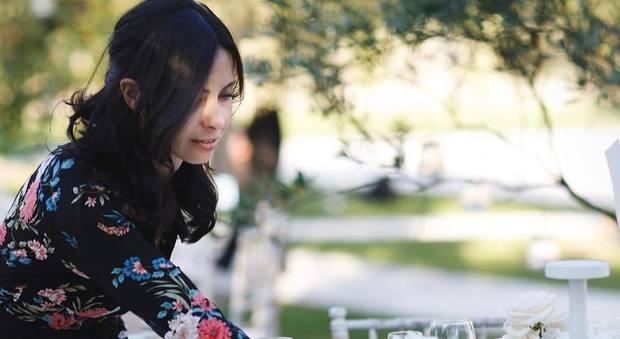 La wedding planner Eleonora Rioda