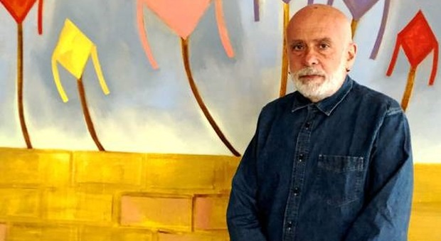 L'artista Francesco Clemente presenta la sua nuova mostra il 18 alla galleria Lorcan O'Neill