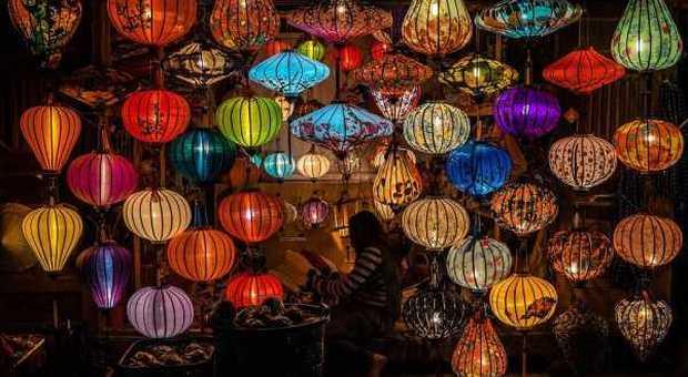 Luoghi dove perdersi? In Vietnam, ad Hoi An, nella città delle lanterne