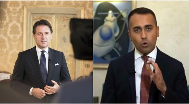Di Maio, vertice M5S a Palazzo Chigi: «Aspettiamo il voto su Rousseau»