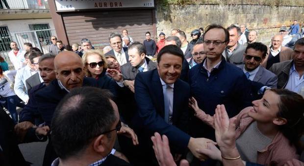 Napoli, si rivedono i renziani: via ai comitati con prof e industriali