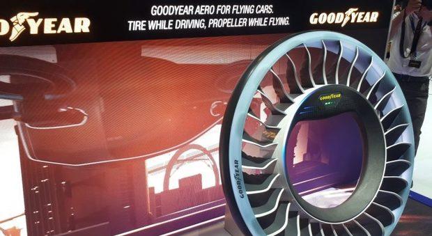 Il Goodyear Aero
