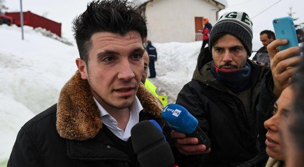 Il sindaco Ilario Lacchetta