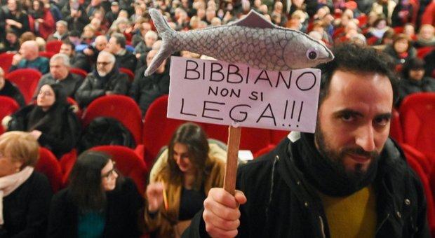 A Bibbiano vince Bonaccini: il Pd stacca la Lega con il 42% contro il 30%