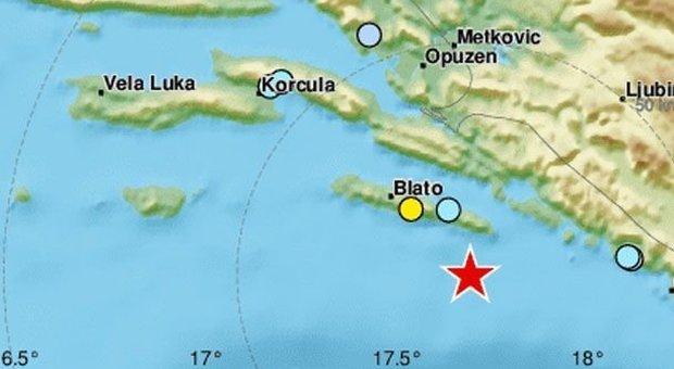 Terremoto a Dubrovnik di 4.4, paura sulla costa dalmata nella notte