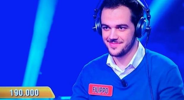L'Eredità, il campione Filippo gioca alla Ghigliottina: la risposta spiazza Flavio Insinna