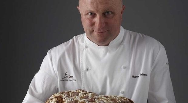 Dario Loison, pasticcere creativo di Costabissara vende in tutto il mondo. E ha aperto pure il museo dell'arte dolciaria