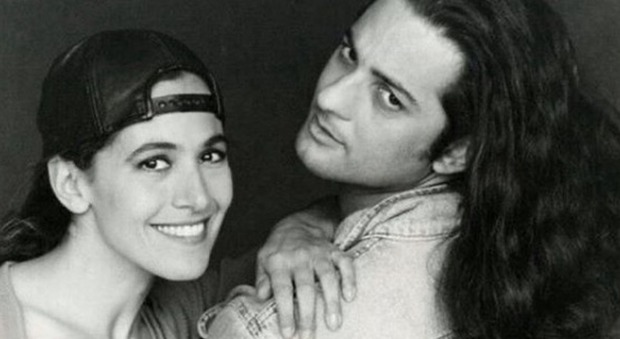 Barbara D'Urso, foto amarcord con Fiorello. Ma i fan notano un particolare: «Non è possibile»