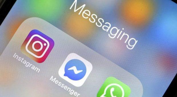 bug notifiche messenger