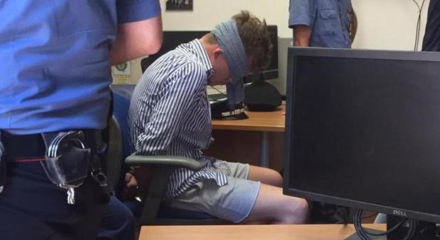 L'americano bendato dai carabinieri cambia avvocato: avrà lo stesso del superteste del caso Cucchi