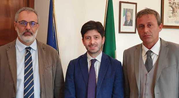 Speranza incontra il presidente delle professioni sanitarie: «Vanno valorizzate»