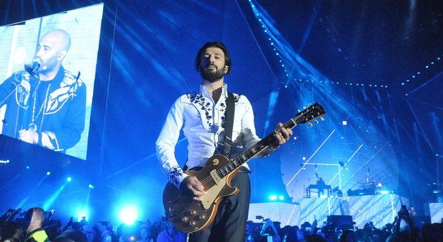 Il chitarrista dei Negramaro fuori pericolo dopo il ricovero del mese scorso