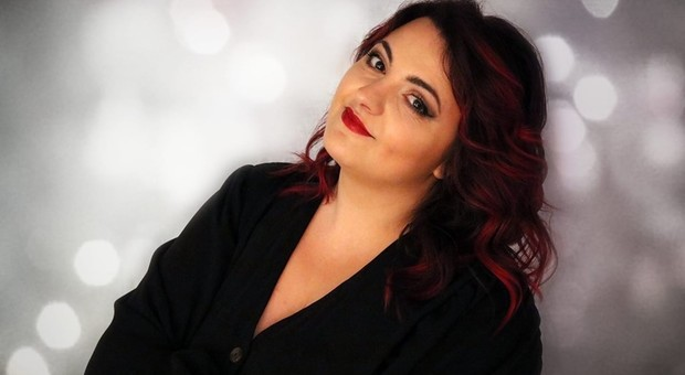 La cantante formiana Sara Williams