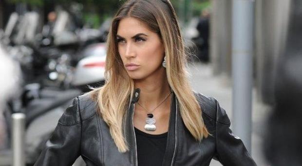 Melissa Satta: «Bimbo interista aggredito in tribuna»: la denuncia della showgirl su Instagram