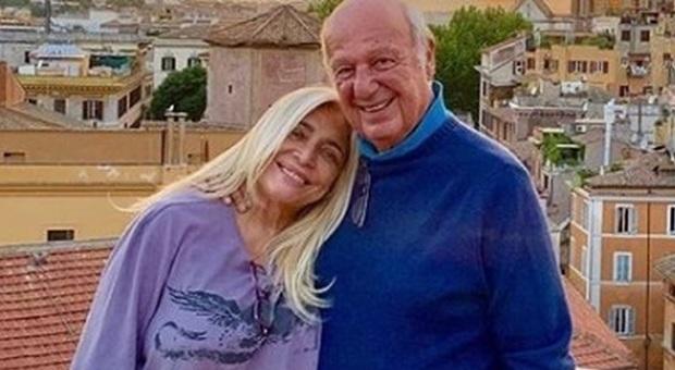 Mara Venier, gli auguri di compleanno del marito Nicola Carraro arrivano su Instagram