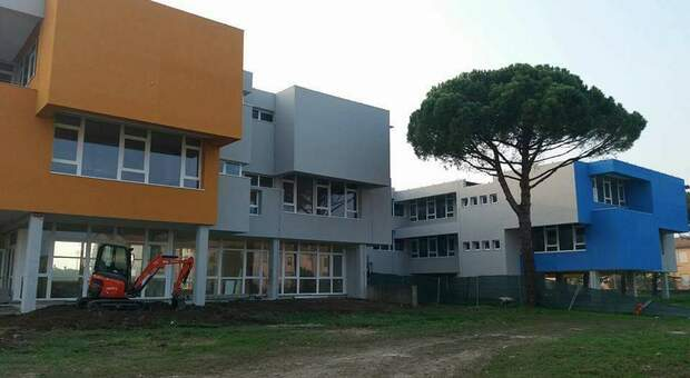 La scuola Brunetti di Porto Tolle