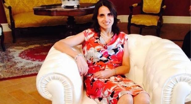 Strage a Vairano Patenora: finanziere uccide due donne. Antonella Laurenza nella foto