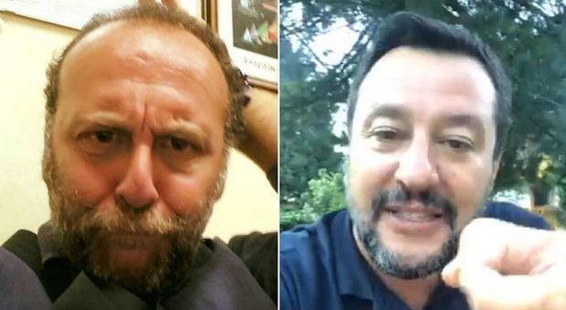 «Salvini, tempo sei mesi e ti spari»: dopo il post choc di Sanfilippo la Rai valuta la sospensione del giornalista