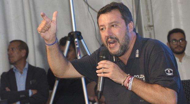 Governo, Matteo Salvini: «Sulle poltrone uno spettacolo disgustoso, da vecchio regime.»
