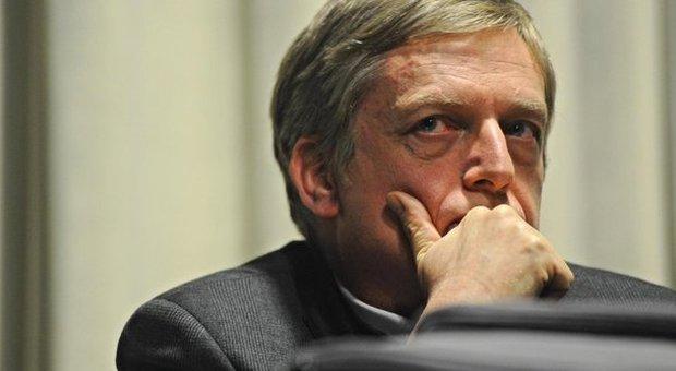 Gianni Cuperlo (Degl'Innocenti/Ansa)