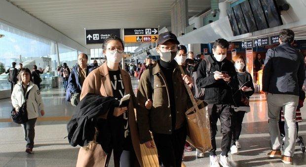 Coronavirus, il racconto di un passeggero atterrato a Malpensa: «In Cina situazione grave, ho avuto paura»