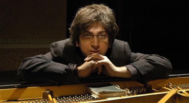 Il pianista iraniano Ramin Bahrami