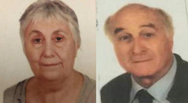 Anna Maria Niola e Loris Nicolasi