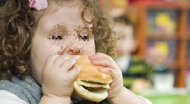 """Diabete """"degli anziani"""" in una bimba di 3 anni, colpa della dieta"""