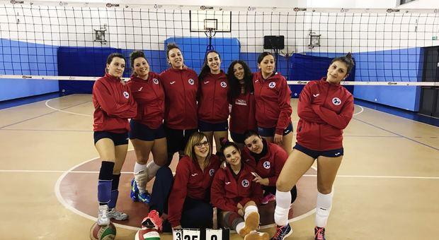 Le ragazze della Volley Academy